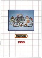MATCHBOX Katalog 1990 - Catalogues & Prospectus