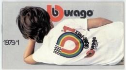 Catalogue BURAGO 1979 Katalog - Catalogues & Prospectus