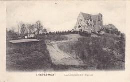 Chevremont, Le Chapelle Et L'Eglise (pk58511) - Chaudfontaine