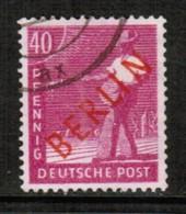 GERMANY---Berlin  Scott # 9N 29  VF USED (Stamp Scan # 477) - Oblitérés