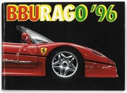 Catalogue BURAGO 1996 Katalog - Catalogues & Prospectus