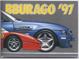 Catalogue BURAGO 1997 Katalog - Catalogues & Prospectus
