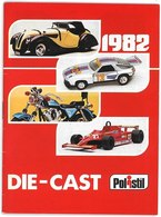 Catalogue POLISTIL 1982 Katalog - Catalogues & Prospectus
