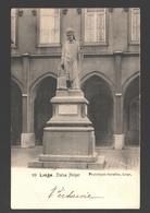 Liège - Statue Notger - Dos Simple - 1904 - Luik