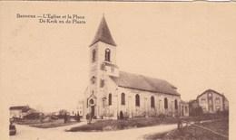 Banneux, L'Eglise Et La Place (pk58532) - Sprimont
