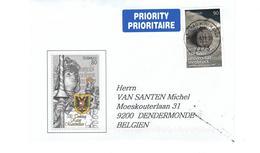 Oostenrijk, Brief Met Mi   Jaar 2019,    Gestempeld. - 2011-... Lettres