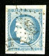 """37 - 20c Cérés Siège - Sur Fragment Oblitéré """"""""PC Des GC"""""""" 1923 - LAIGLE (59) - Rare. - 1870 Siege Of Paris"""