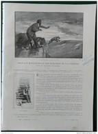 1899 LES MAGICIENS ET LES SORCIERS DE LA CORRÈZE - LE CHATEAU DE PEBEYRE - LE MENEUR DE LOUPS - ENVOUTEMENT - Livres, BD, Revues