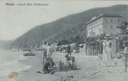 ALASSIO - GRAND' HOTEL MEDITERRANEO - Savona