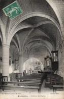 FAVEROLLES - Intérieur De L'Eglise - France