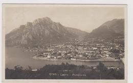 LECCO , Fotografica - F.p. -  Anni '1910 - Lecco