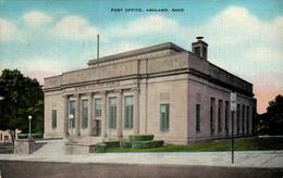 Post Office, Ashland, Ohio - Etats-Unis