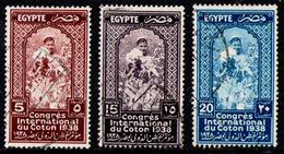 EGYPT 1938 - Set Used - Egypt