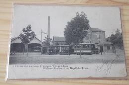 WOLUWE ST PIERRE : Dépôt Du Tram - Woluwe-St-Pierre - St-Pieters-Woluwe