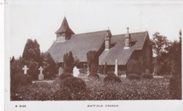 MATFIELD CHURCH - England