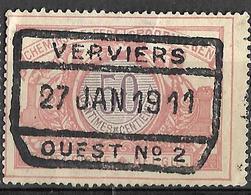 9S-702: N°TR 35: VERVIERS//OUEST N°2 - Railway