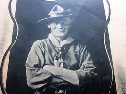 10 JUIN 1941 REVUE BADEN-POWELL FONDATEUR DU SCOUTISME-JAMBOREE-FIER DE SA FOI-ILLUSTRATIONS DE B.-P. MESSAGE CHEF SCOUT - Scouting