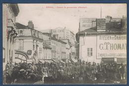FRANCE FRANCE 88 ÉPINAL Convoi De Prisonniers Allemands - Epinal