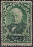 BELGIQUE BELGIUM Cinderella : Docteur Burggraeve - Commemorative Labels