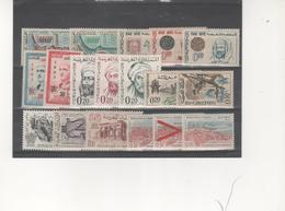 MARRUECOS-Reino Unificado Sellos Año 62/63 Nuevos Ligera Señal Fijasellos (según Foto) - Marruecos (1956-...)