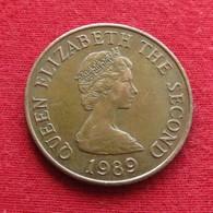 Jersey 2 Pence 1989 KM# 55 *V2 - Jersey