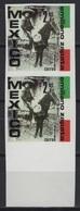 Mexico - Set In Pair -  /  Emiliano Zapata - Revolution - Horse - Messico
