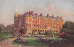 QUEEN'S HOTEL. SOUTHSEA. RAPHAEL TUCK & SONS. CPA CIRCA 1900s - BLEUP - Autres