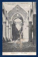 Ethe (Virton). Weltkrieg 1914. Ruines De L'église St. Pierre Et St.Paul - Virton