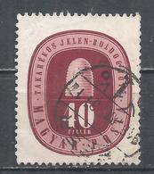 Hungary 1947. Scott #827 (U) Postal Savings Emblem * - Oblitérés