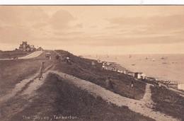 THE SLOPES. TANKERTON. CPA CIRCA 1910s - BLEUP - Otros