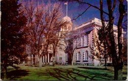 Nevada Carson City State Capitol Building
