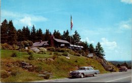 Vermont Marlboro Skyline Restaurant On Hogback Mountain - United States