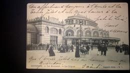 Carte Postale D'Oostende Datant De La Fin 19è Siècle - Début Du 20è Siècle - Oostende