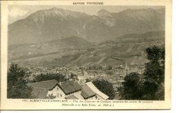 73200 CONFLANS - Hameau D'ALBERTVILLE - Clos Des Capucins - CPSM 9x14 - France