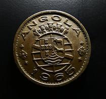 Portugal Angola 1 Escudo 1965 - Portugal