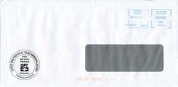 N0630 - French Polynesia (2017) Papeete (letter OPT) - Französisch-Polynesien