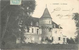 """/ CPA FRANCE 39 """"Vaudrey, Le Château"""" - France"""