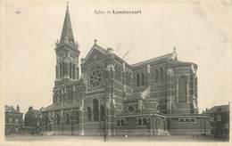 """/ CPA FRANCE 59 """"Lambersart, église"""" - Lambersart"""