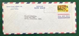 Bahamas 1971 Machine Slogan Cancel On GOLF WEEK - Bahamas (1973-...)