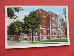 Penn High School Greenville - Pennsylvania Ref 3255 - United States