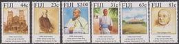 Fiji SG 900-905 1994 150th Anniversary Of Arrival Of Catholic Missionais, Mint Never Hinged - Fiji (1970-...)