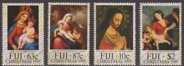 Fiji SG 934-937 1995 Christmas, Mint Never Hinged - Fiji (1970-...)