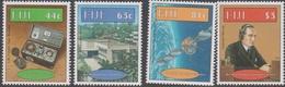Fiji SG 942-945 1996 Radio Centenary, Mint Never Hinged - Fiji (1970-...)