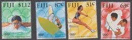 Fiji SG 951-954 1996 Centenary Modern Olympic Games, Mint Never Hinged - Fiji (1970-...)