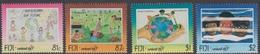 Fiji SG 961-964 1996 50th Anniversary Of UNICEF, Mint Never Hinged - Fiji (1970-...)