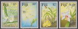 Fiji SG 977-980 1997 Orchids, Mint Never Hinged - Fiji (1970-...)