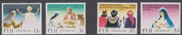 Fiji SG 1002-1005 1997 Christmas, Mint Never Hinged - Fiji (1970-...)
