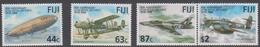Fiji SG 1015-1018 1998 RAF 80th Anniversary, Mint Never Hinged - Fiji (1970-...)