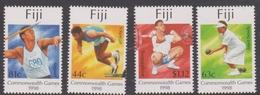 Fiji SG 1026-1029 1998 Commonwealth Games, Mint Never Hinged - Fiji (1970-...)