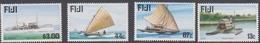 Fiji SG 1031-1034 1998 Maritime Past And Pesent Part I, Mint Never Hinged - Fiji (1970-...)